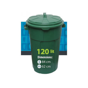 Урна для мусора 120 л