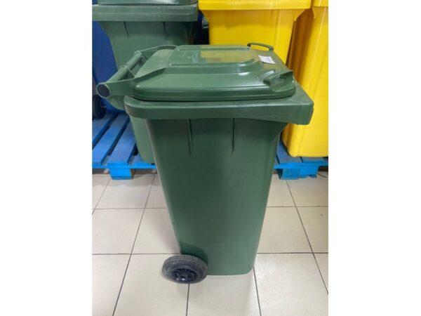 konteiner-dlea-musora-s-kolesami-eu-120-l-green 1