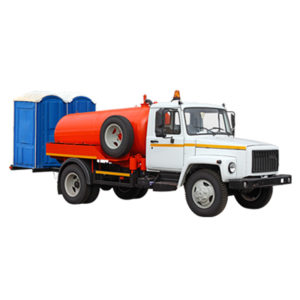 Ассенизаторская машина ГАЗ 3309