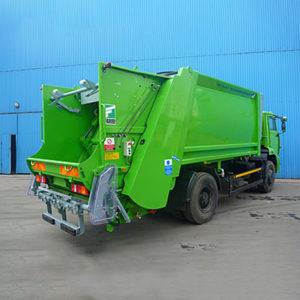 Camion De Gunoi Cu încărcătura Din Spate FARID T1MH-17 Cub
