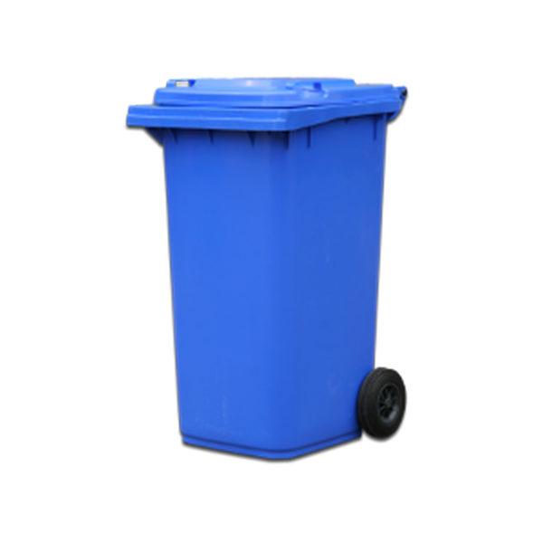 conteiner dlea musora s colesami EU 120 l blue