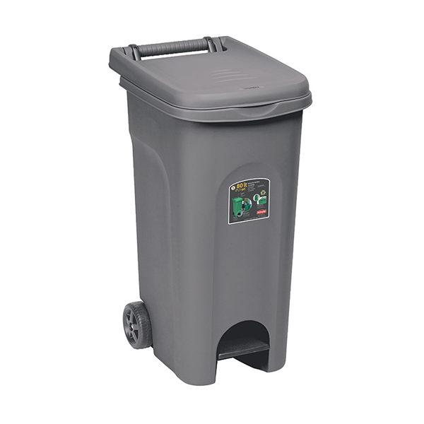 Urban-Eco-System-80-lt-con-pedale-grigio-polvere-PF25603-(2)