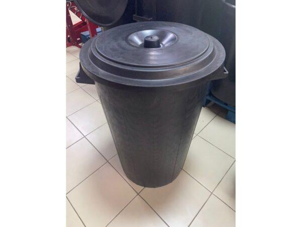 Urna kruglaya 120 L (chernaya) proizv. Italiya
