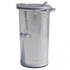 Урна оцинкованная 110 литров