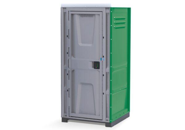 Cabină de toaletă Toypek asamblată verde